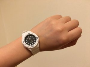 愛用中のナースウォッチ(腕時計)はチープカシオ